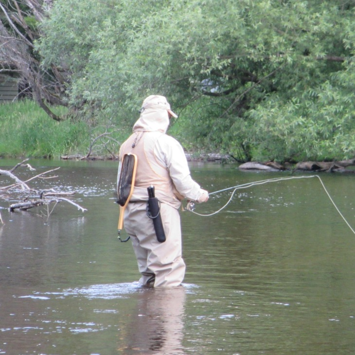 What is the best way to carry a fly fishing net guide for Best fly fishing nets