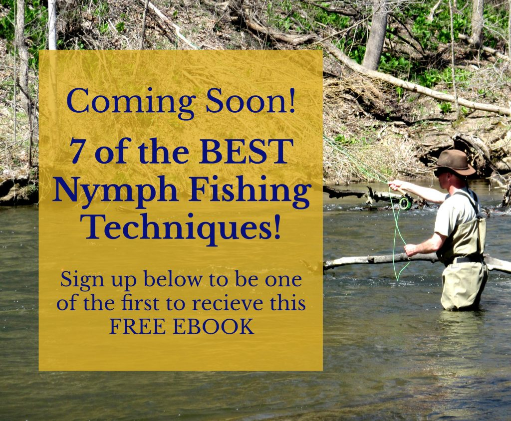 Nymph fishing ebook