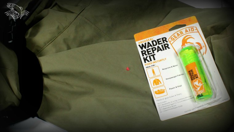 How to Care for and Repair Fly Fishing Waders