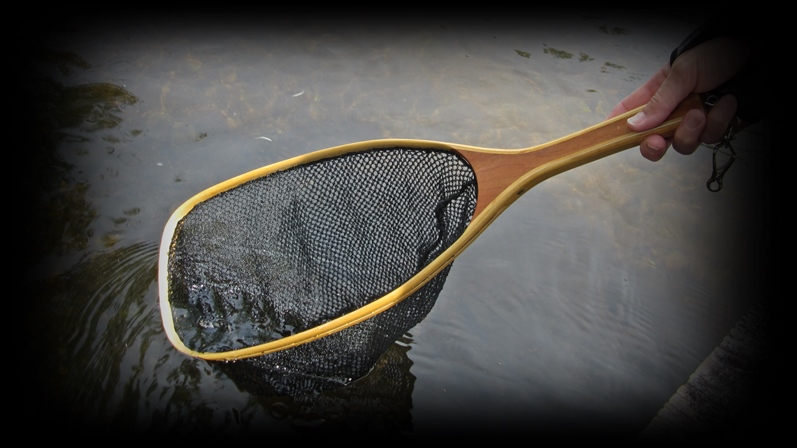 Net for trout