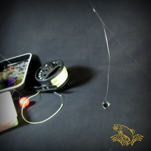Coping with current how to fish nymphs in slow medium for Fly fishing split shot