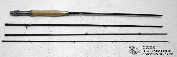 100 fly fishing rod
