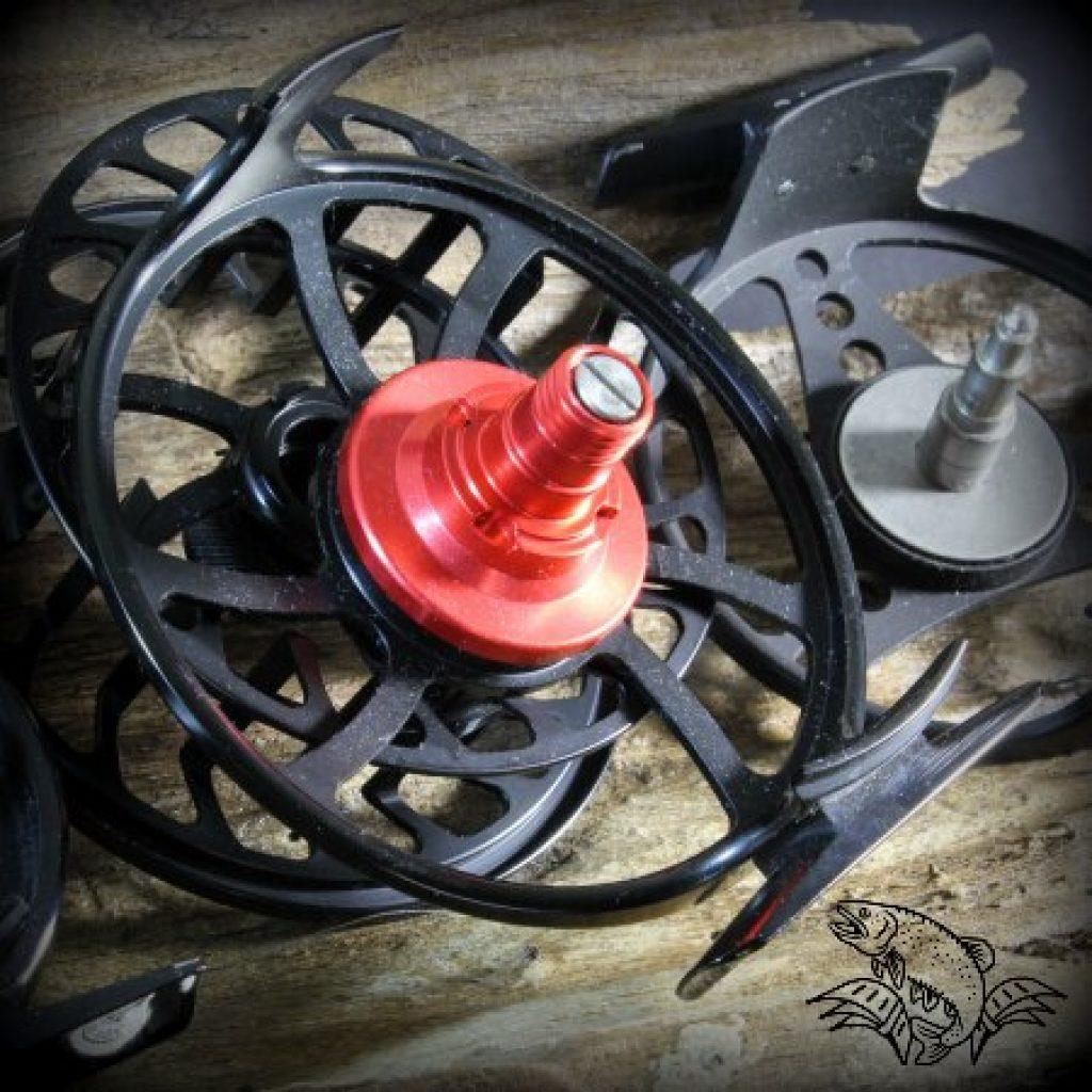 disc drag on fly reel