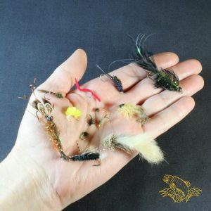 Flies for Frying Pan River
