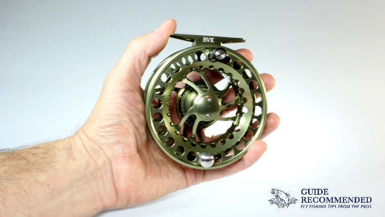 BVK Fly Fishing Reel