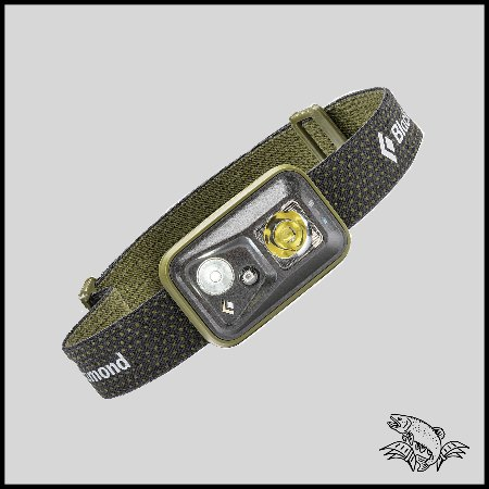 headlamp for night fishing