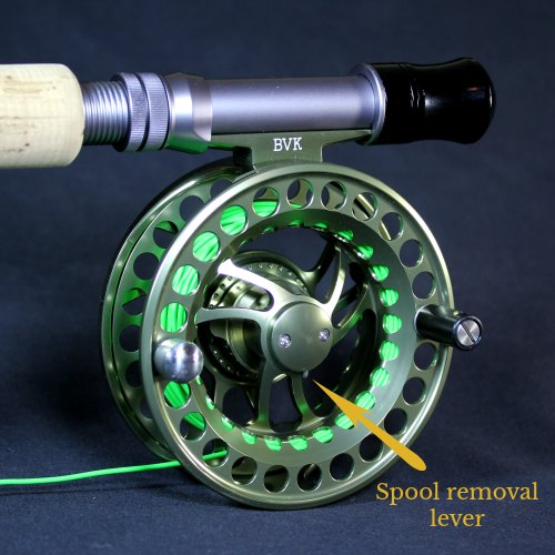 BVK II Fly Fishing Reel