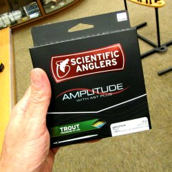 Scientific Anglers AMPLITUDE Trout - fly line