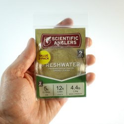 Scientific Anglers Freshwater Tapered Leader