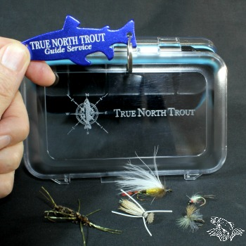 True North Trout Fly Box