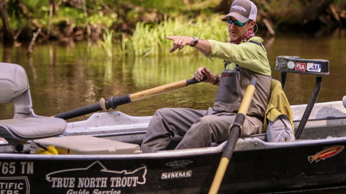 Guide Spotlight – Brian Kozminski from True North Trout