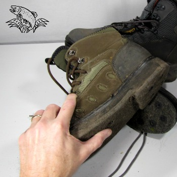 Cabelas Ultralight Wading Boot