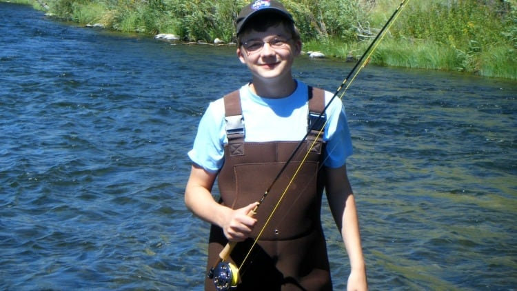 How to Teach Kids to Fly Fish: To Have a Partner for Life