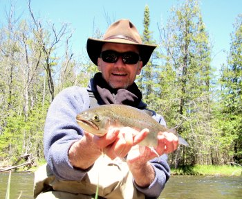 Where to Fly Fish on the Kennebec