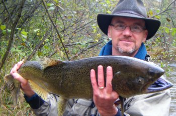 Fly Fishing on the Pere Marquette River