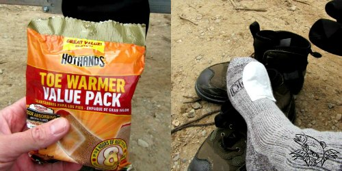 HotHands Toe Warmers for Fly Fishing