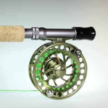 TFO BVK Reel and Drift Rod - Perfect