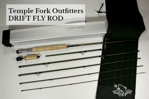 TFO Drift Fly Rod