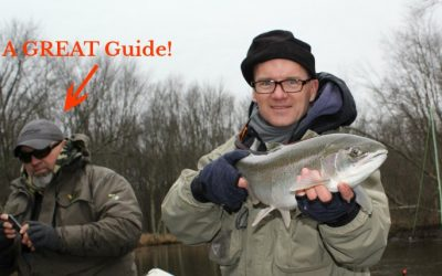 How Much to Tip a Fly Fishing Guide – Don't Be Cheap