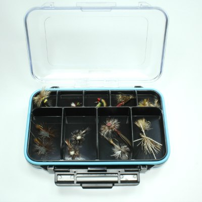 best dry fly box