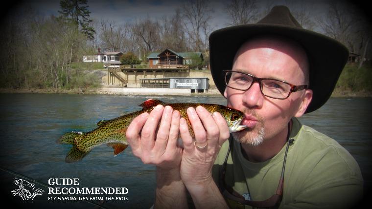 fly fish Arkansas