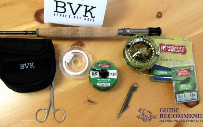 How To Setup a Fly Fishing Outfit: A Beginner's Guide