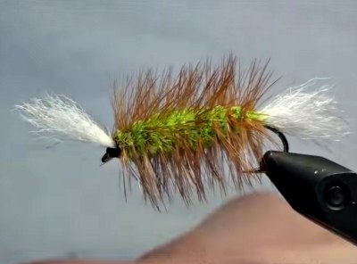 steelhead bomber fly for steelhead
