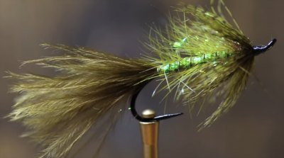 woolly bugger fly for steelhead