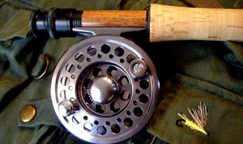4 or 5 weight fly rod for south dakota is perfect
