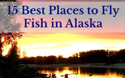 15 Best Places to Fly Fish in Alaska: MAPS INCLUDED