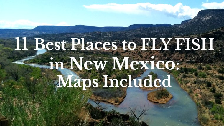Places Fly Fish New Mexico
