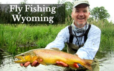 15 Places to Fly Fish in Wyoming: Maps Included