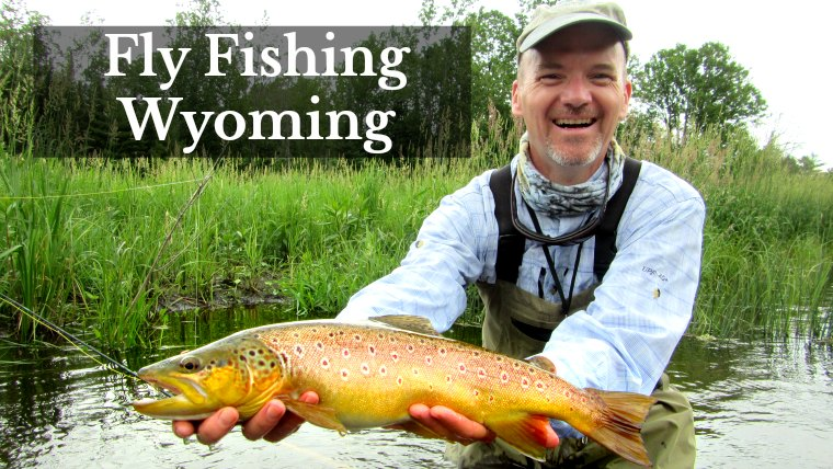 Places to Fly Fish in Wyoming
