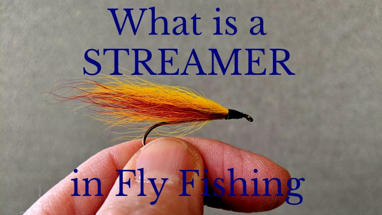What is a Fly Fishing Streamer (How to Use and What to Pick)