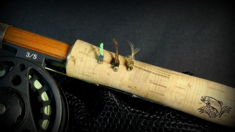 what is a nymph fly in fly fishing