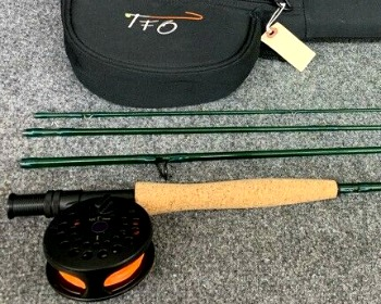 TFO NXT Rod and Reel