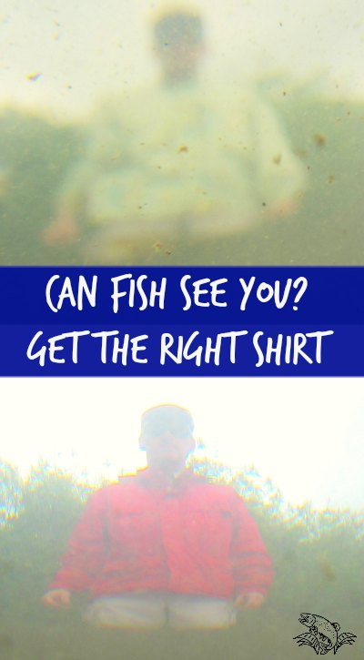 Selecting a fishing shirt