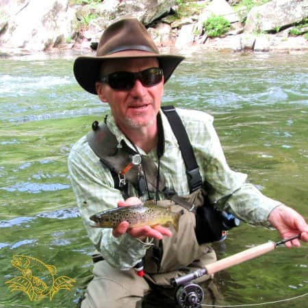 Favorite Hat for Fly Fishing