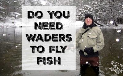 Do I Need Waders to Fly Fish?