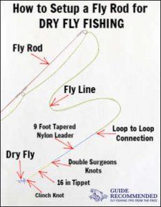 Dry Fly Setup