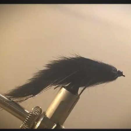 Bunny Leech Fly for Salmon