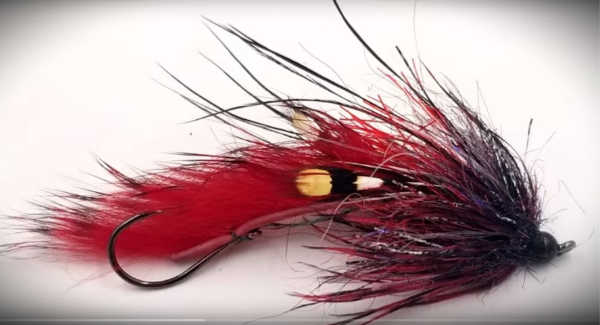 Dirty Hoh Flies for Salmon