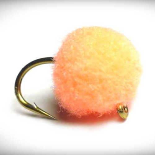 Glo Bug Egg Fly for Salmon