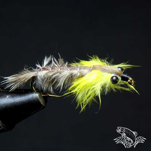 Hex Nymph for Salmon
