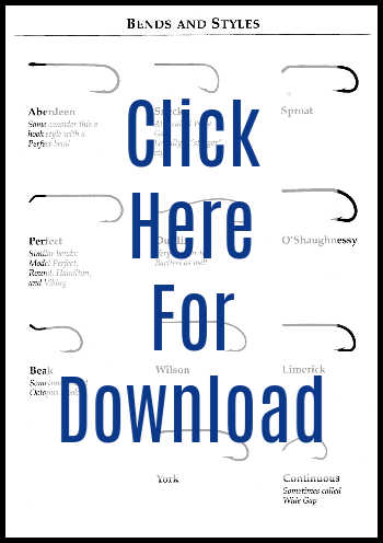 Hook Chart Download