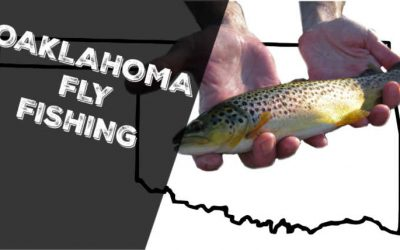 11 Places to Fly Fish in Oklahoma: MAPS INCLUDED