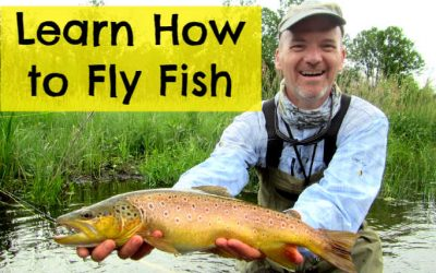 Learn to Fly Fish (Step by Step with VIDEOS)
