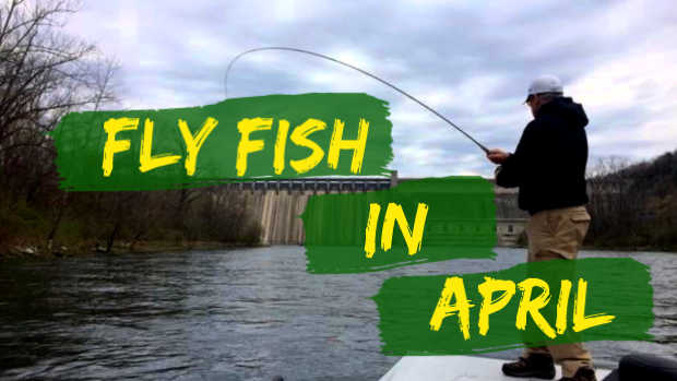 Where to Fly Fish in April
