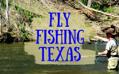 9 Best Places to Fly Fish in Texas (Maps, Flies and More)