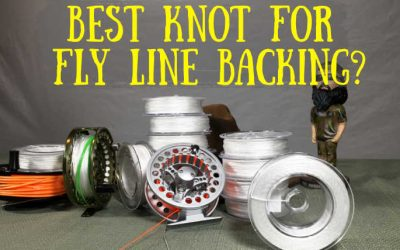 How to Attach Backing to a Fly Reel